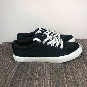 Five Four Men's Black Low Top Sneakers 7